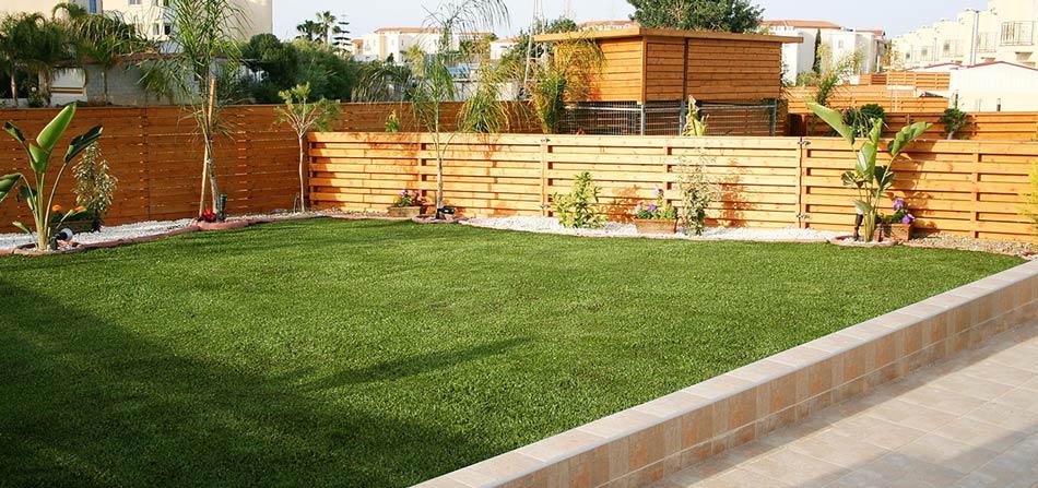 erba sintetica per giardino