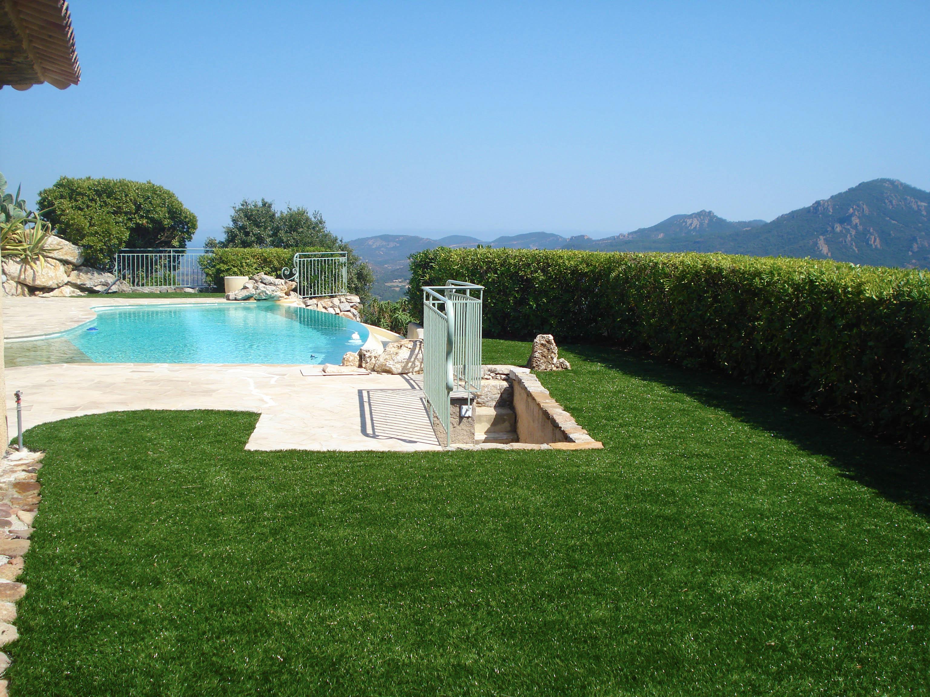 Erba finta da giardino per la tua casa in vacanza - Erba nana per giardino ...