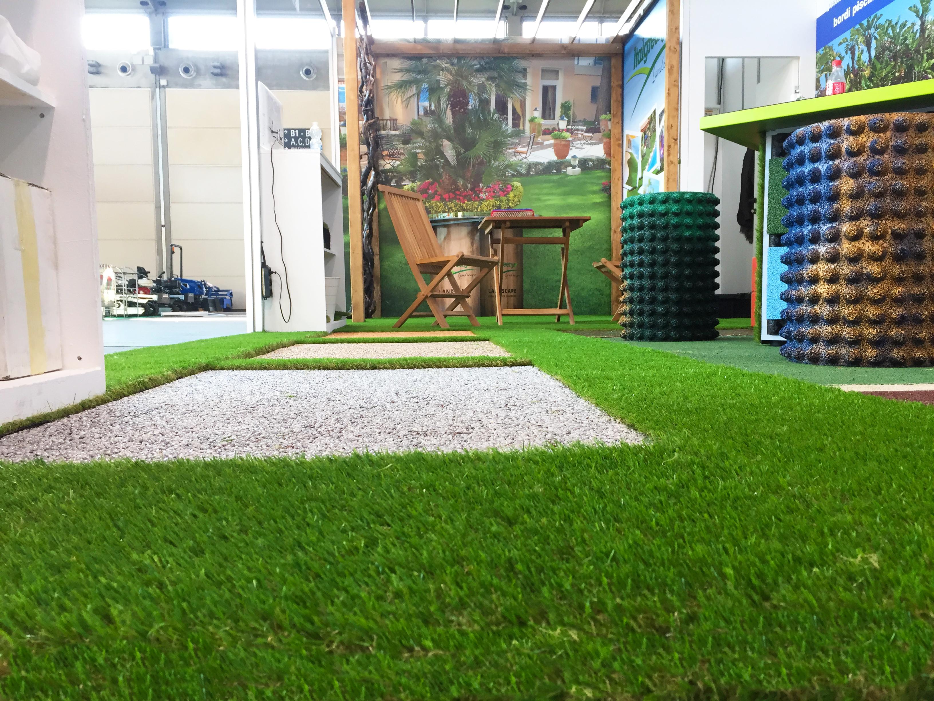 Erba sintetica giardino italgreen landscape