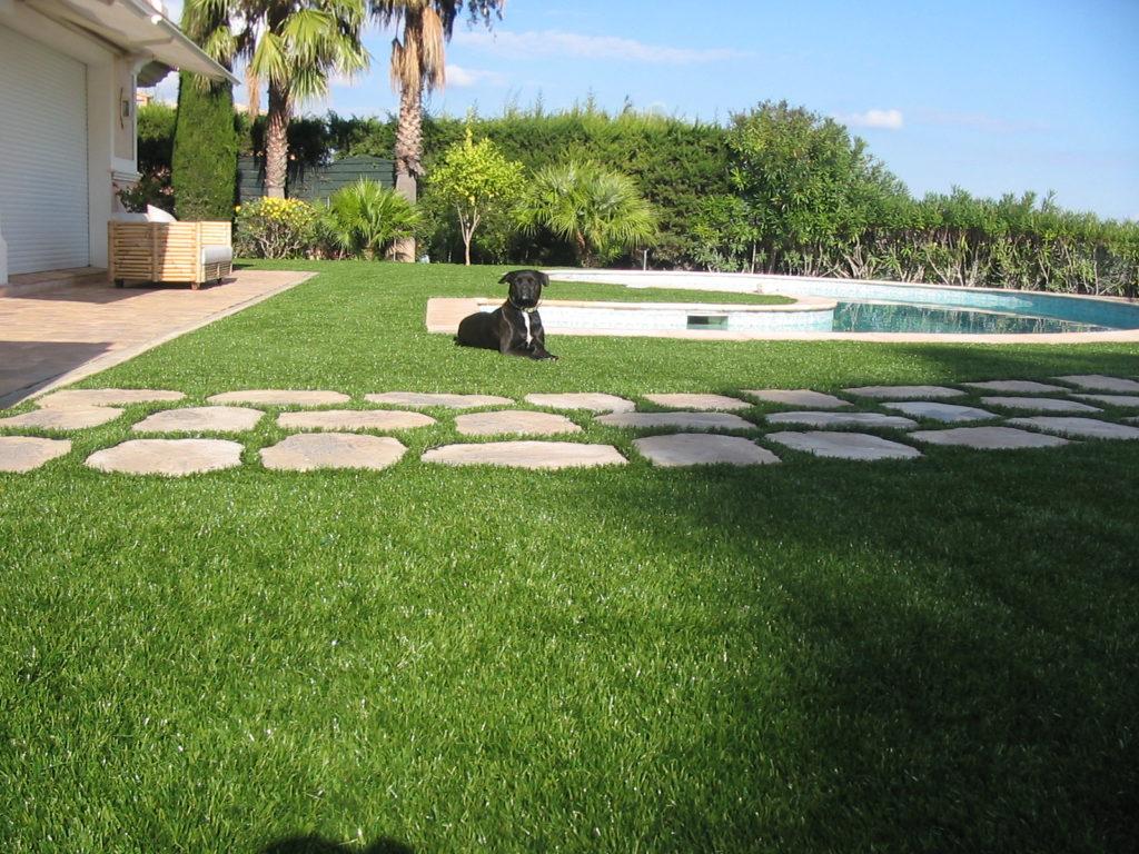 L 39 erba sintetica la soluzione perfetta per i tuoi animali - Erba artificiale per giardini ...