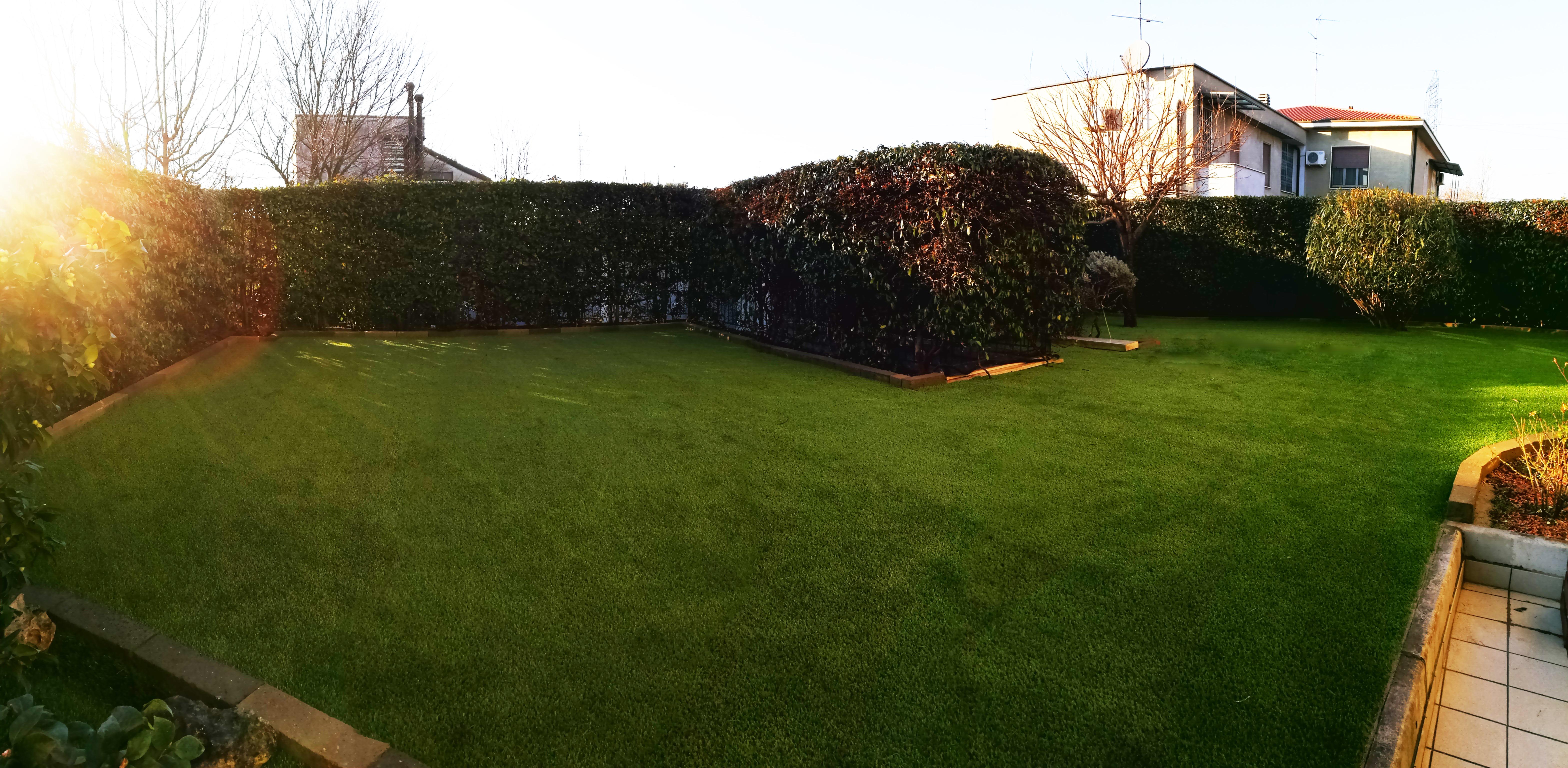 Erba sintetica trasforma il tuo giardino da sogno - Giardino senza erba ...