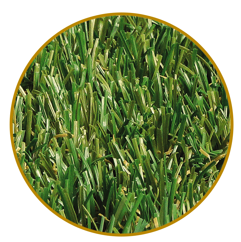 Erba sintetica effetto prato inglese per giardino dreamy 35mm for Arredo urbano in inglese