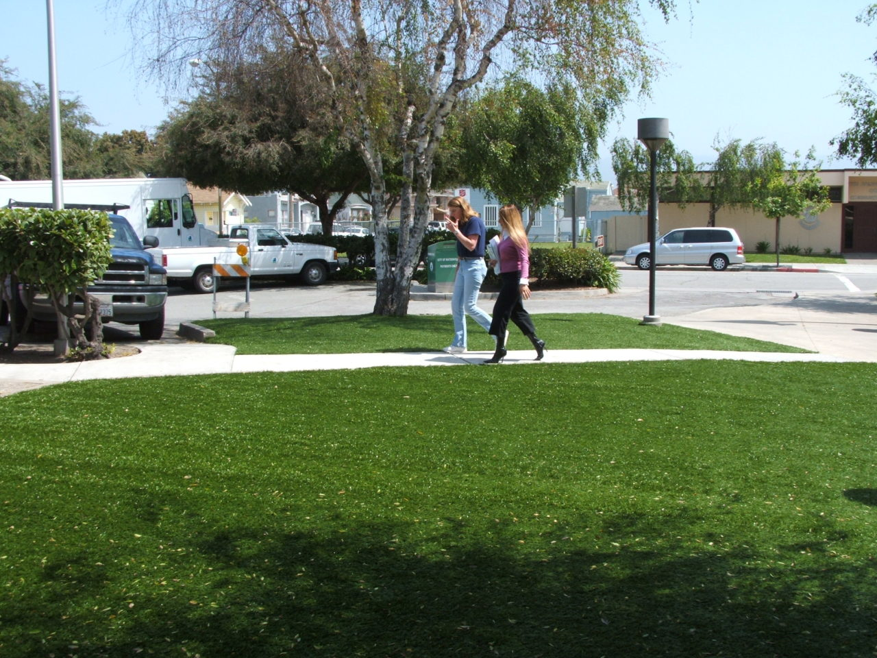 erba sintetica per aree urbane
