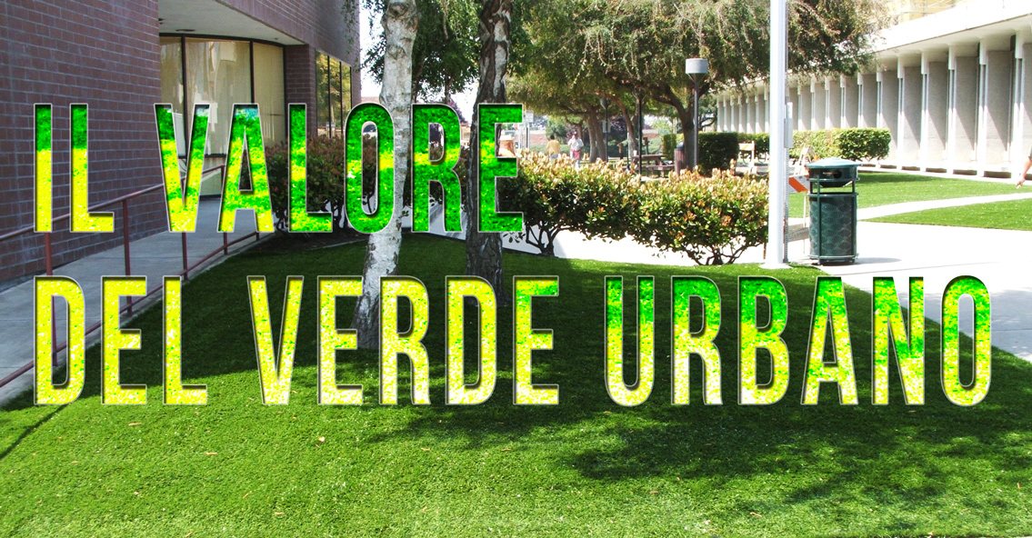 Il verde urbano in erba sintetica migliora le citt for Arredo urbano in inglese