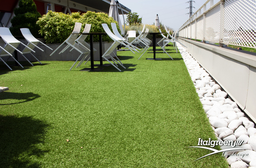 roof garden di tendenza pizza leggera calusco