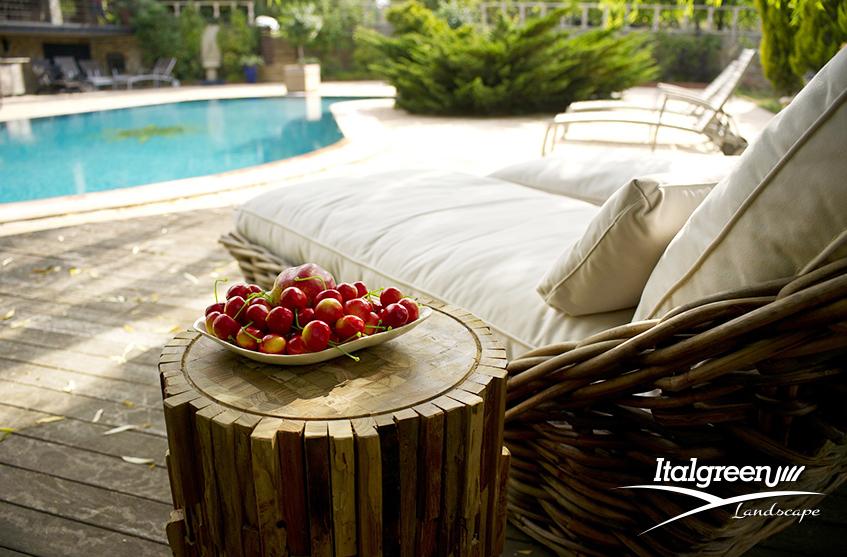Arredi giardino più rilassanti