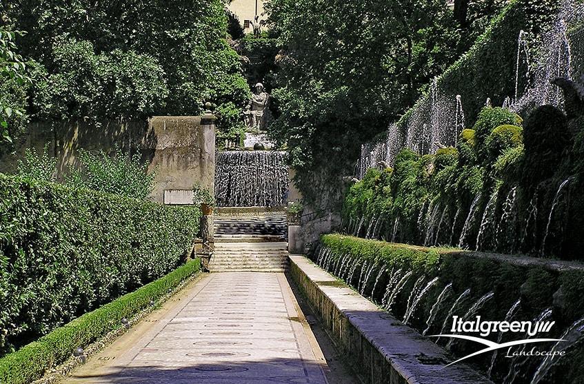 Giardino all'italiana_simmetria