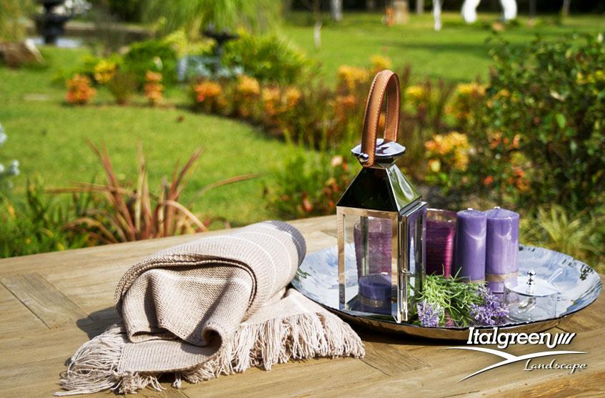 6 idee per mangiare in giardino con stile vassoi