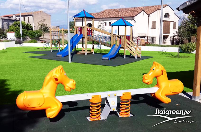Consigli per progettare aree gioco esterne per bambini Italgreen Landscape
