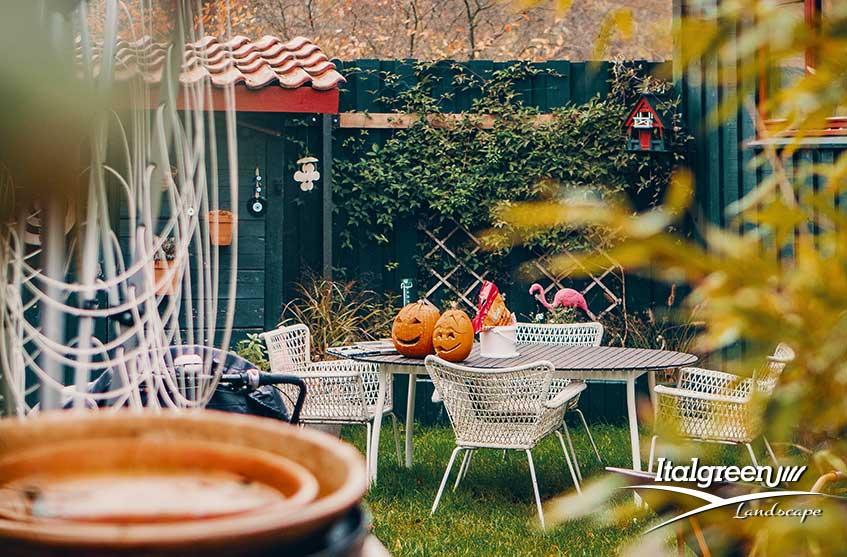 Colori di tendenza giardino autunno 2019 Zucche