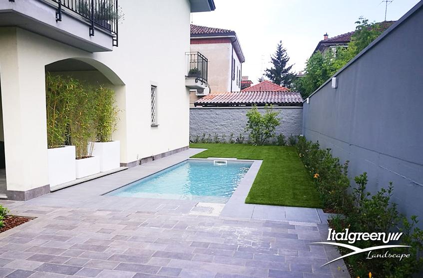 Giardino del mese - Castel san Giovanni - Italgreen Landscape-Dreamy50