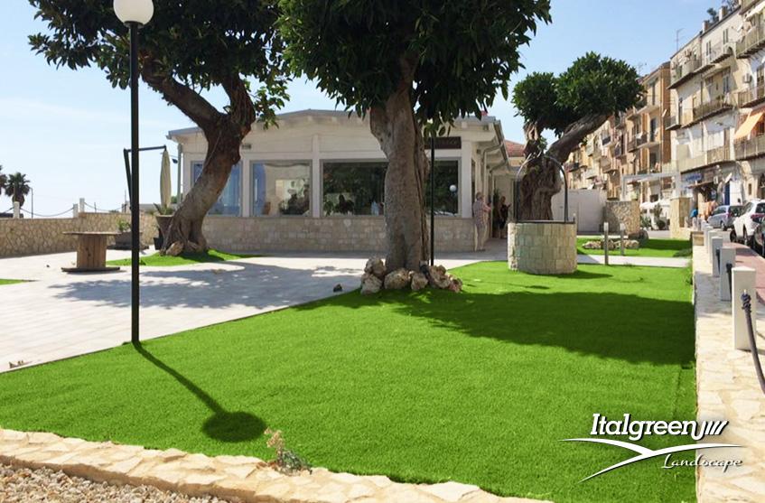 Giardino del mese Porto Empedocle Italgreen Landscape