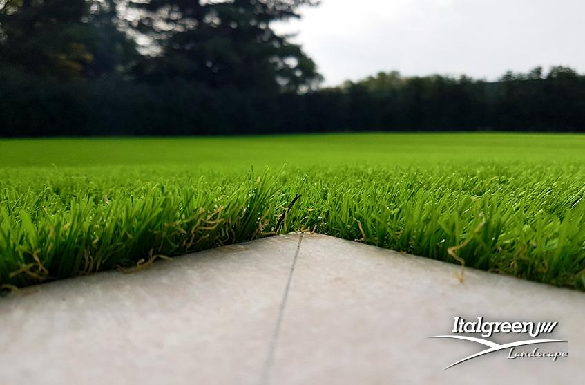 erba sintetica quando piove Italgreen Landscape