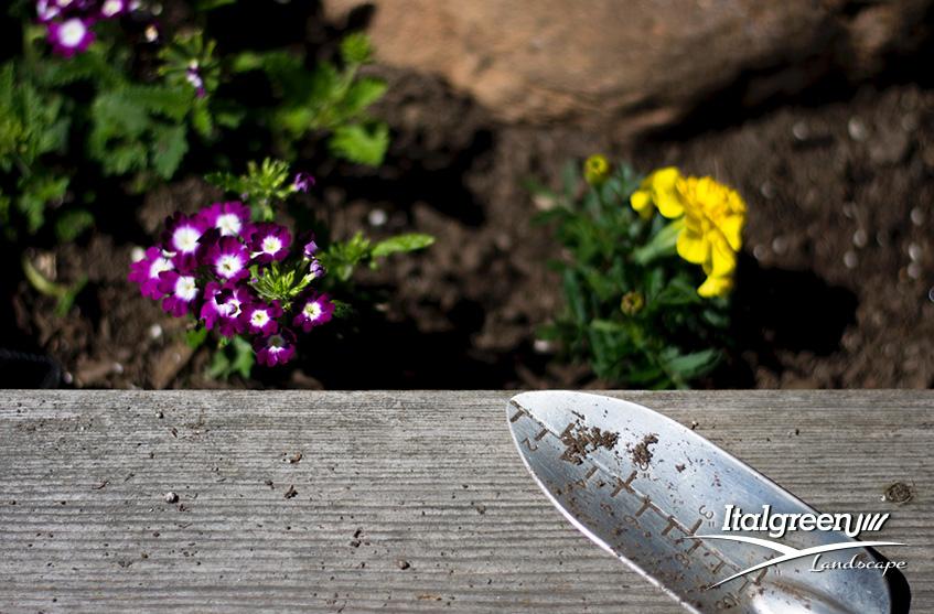 Quali lavori fare ad aprile in giardino Italgreen Landscape Copertina