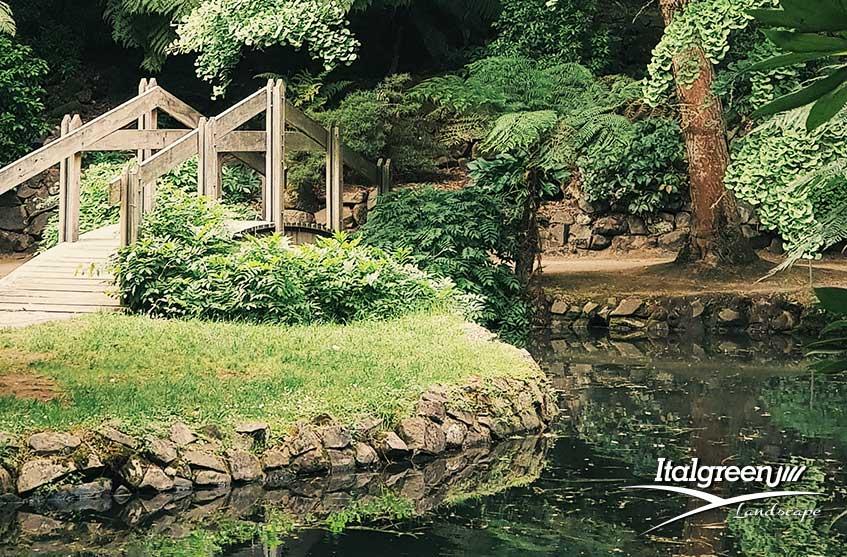 cinque regole per progettare un giardino organico Italgreen Landscape