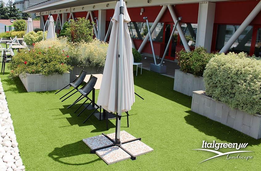 Spazi esterni di ristoranti e locali renderli sicuri Italgreen Landscape